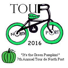 Tour de North Port logo